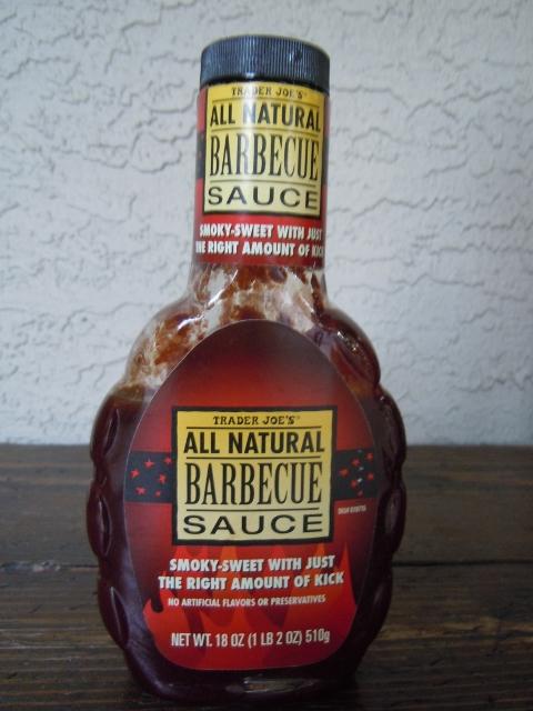 Trader Joes All Natural BBQ Sauce