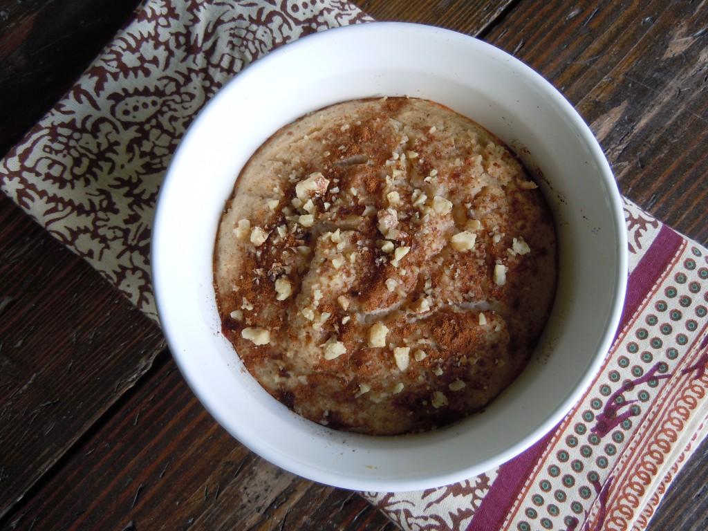 Gluten Free Banana Bread Pudding / A Rainy Hike » Nutmeg Notebook