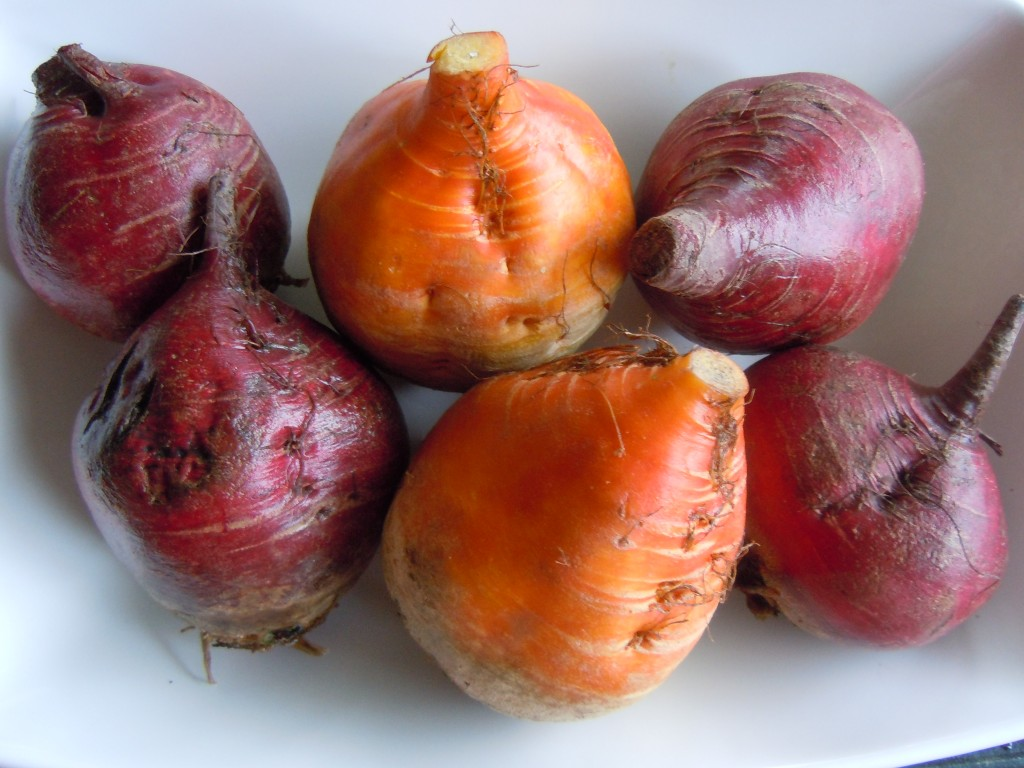 how to cook beets on a smoker