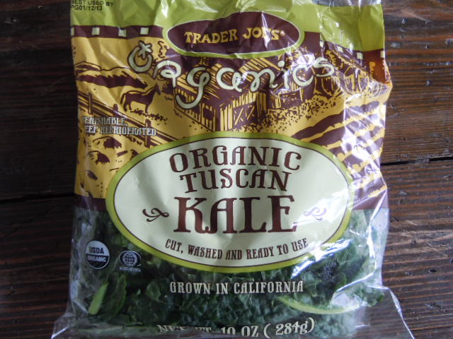 TJ'S Organic Kale