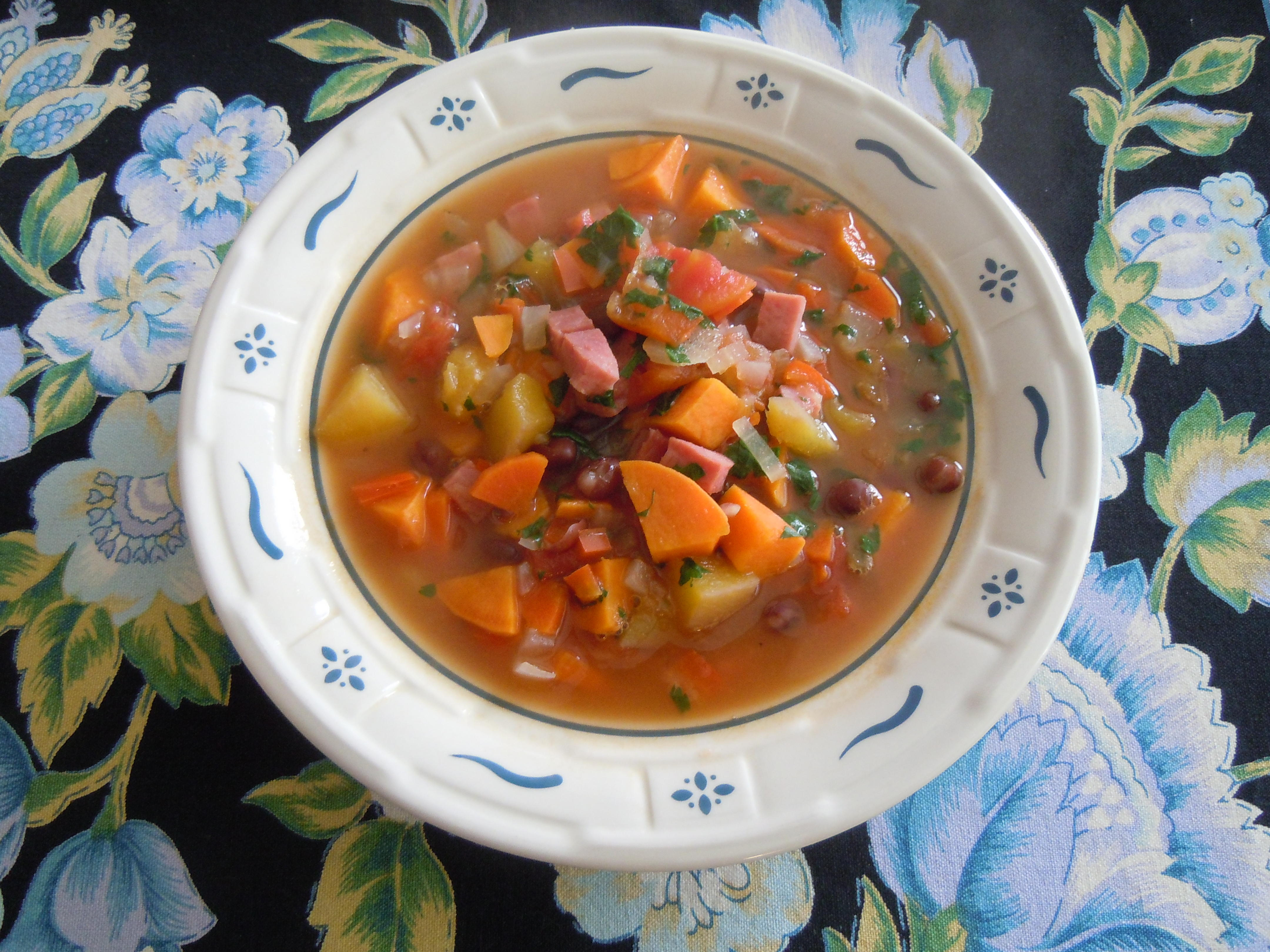 Black Bean Soup Images | TheFemaleCelebrity