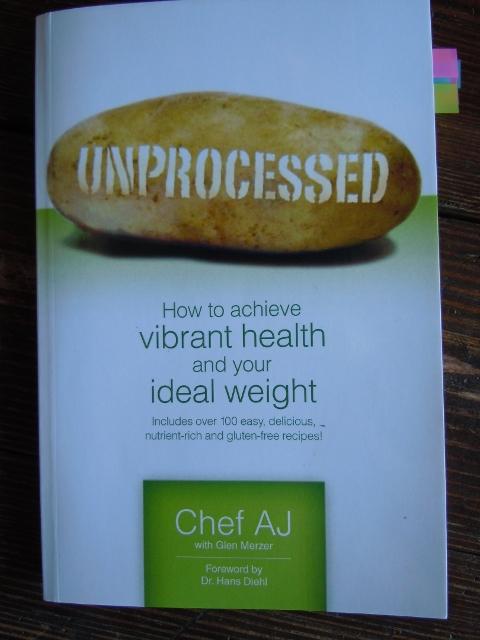Chef AJ Unprocessed