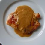 Chickenwith Mustard Cream Sauce and Tarragon 014