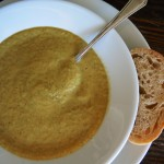 Cream of Veggie Soup Christmas Angel 008