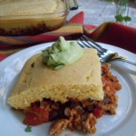 Turkey Tamale Potpie