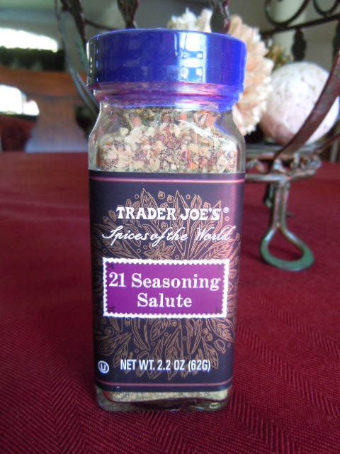 TJ'S 21 Seasoning Salute