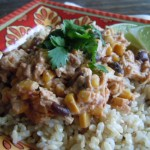 Santa Fe Chicken Slow Cooker