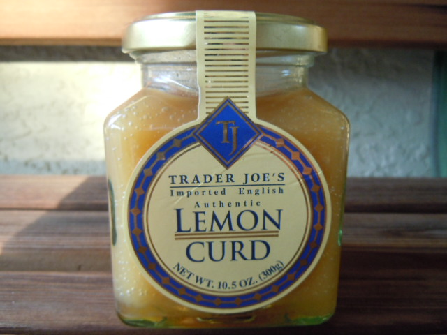 TJ's Lemon Curd