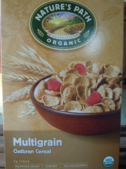Natures Path Multigrain Cereal