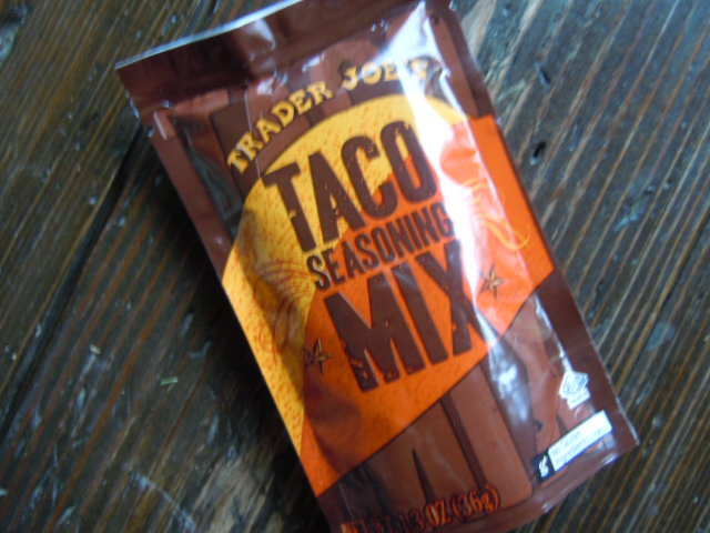 Trader Joe's Taco Seasoning Mix