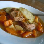 Cider Braised Pork and Fall Vegetables