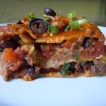 Vegan Enchilada Casserole
