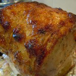 Figs, smothered chicken, salad dressing 041