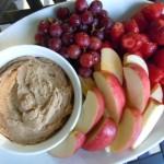 Snickerdoodle Dessert Hummus
