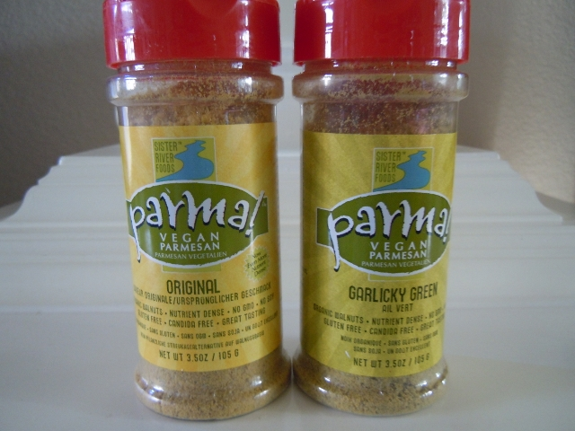 Parma Vegan Parmesan