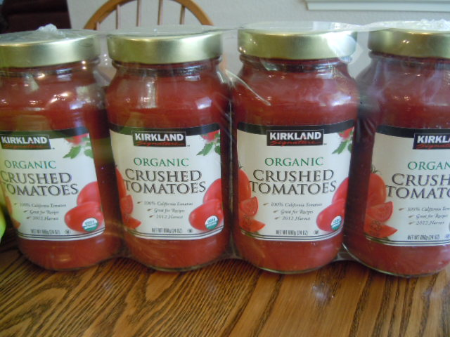 Kirkland Tomatoes