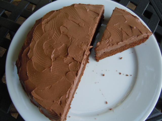 Engine 2 Adonis Chocolate Cake