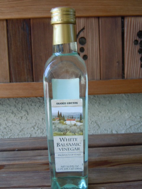 White Balsamic Vinegar