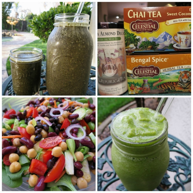 Green Smoothie Challenge Nutmeg Notebook