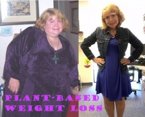 Heather who has lost almost 300 pounds!