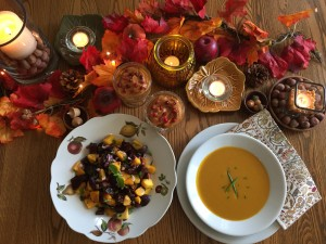 Fall Pudding Nutmeg Notebook