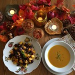 Creamy Curried Kabocha Squash Soup Nutmeg Notebook