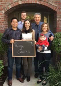Happy Holidays From The Nutmeg Notebook Family!