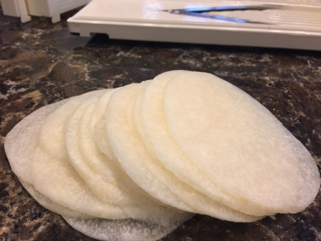 Jicama Tortillas Nutmeg Notebook