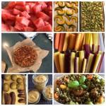 Road Trip Food Prep Nutmeg Notebook