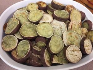 UWL Pot Luck Japanese Sweet Potatoes Nutmeg Notebook