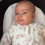 Baby Alma - I love this grin!