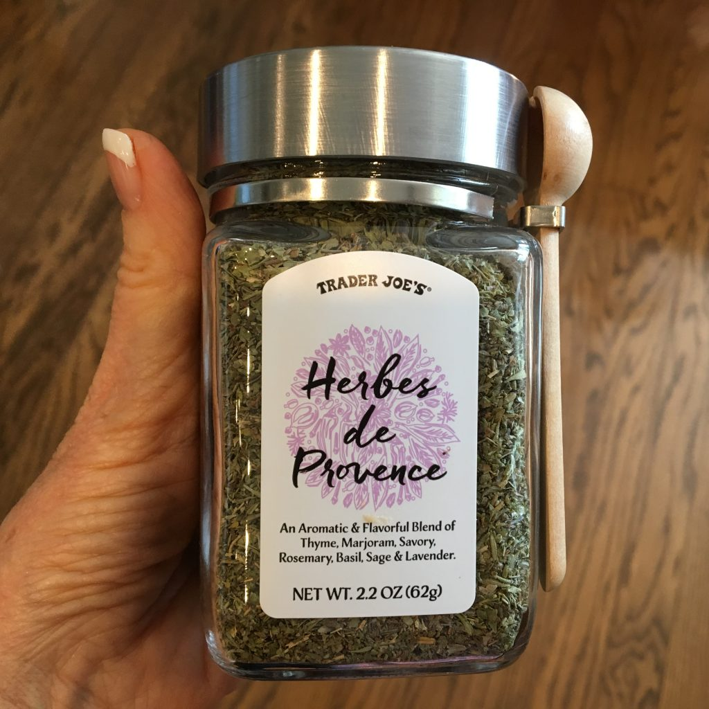 Herbs de Provence Nutmeg Notebook