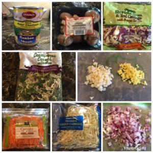 Crispy Spring Rolls -Vegan-Gluten Free- Oil Free Nutmeg Notebook