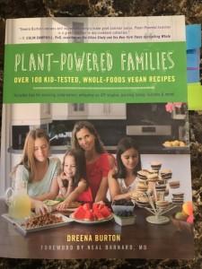 Plant Powered Families by Dreena Burton Nutmeg Notebook