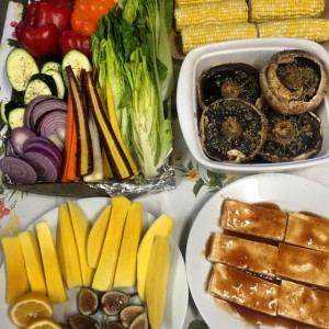 Plant Based BBQ Prep Nutmeg Notebook