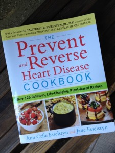 The Prevent and Reverse Heart Disease Cookbook Nutmeg Notebook