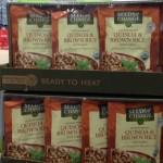 Seeds Of Change Quinoa  Brown Rice Nutmeg Notebook