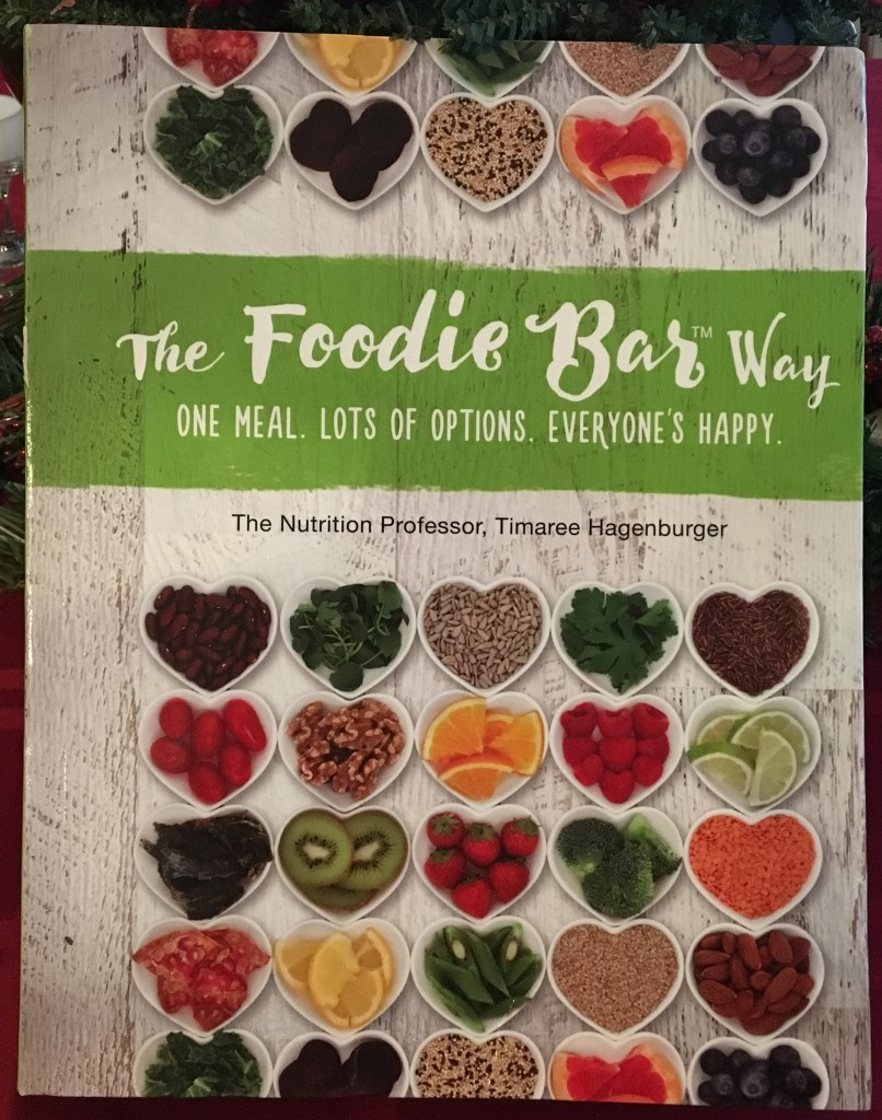 The Foodie Bar Way Nutmeg Notebook