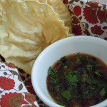 Major Grey Chutney with Cilantro & Dried Cranberries