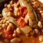 Italian-Sausages-and-Beans-Plated-008