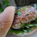 Kale Slaw Asian Turkey Burgers 019