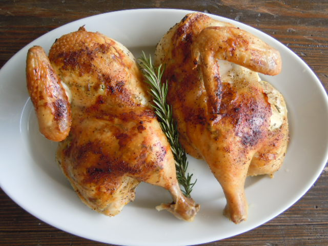 Lemon Garlic Rosemary Chicken