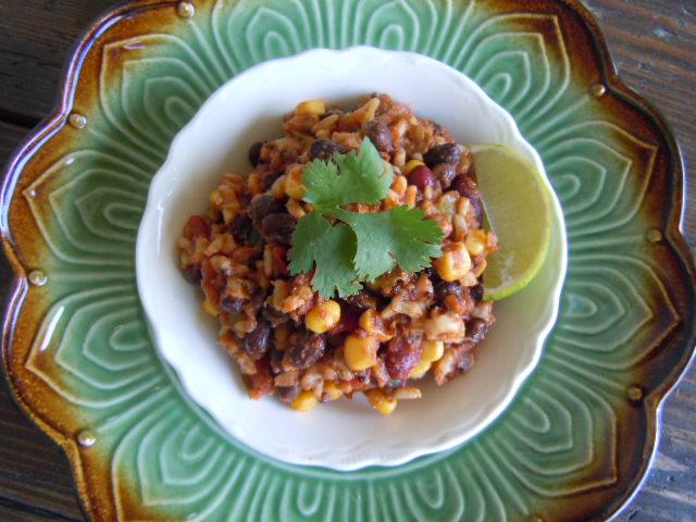 Mexican Quinoa Rice & Beans 001 (640x480)