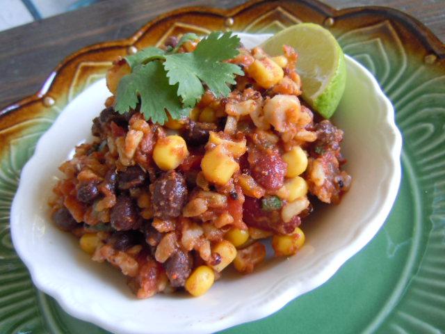 Mexican Quinoa Rice & Beans 003 (640x480)