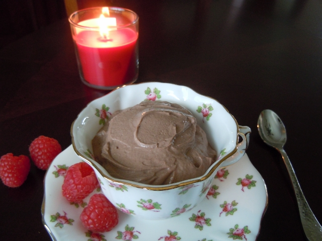 Chocolate Mousse Yogurt