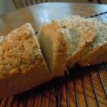 Pear Salad Beer Bread 025