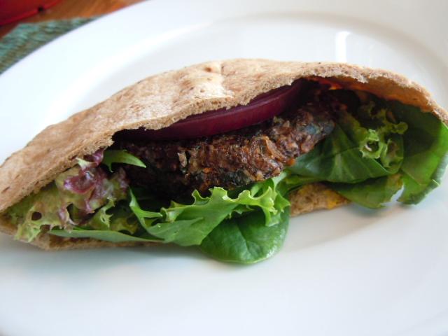 Veggie Better Burgers