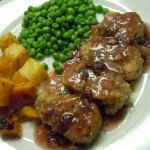 Pork with Cranberry Sauce 007