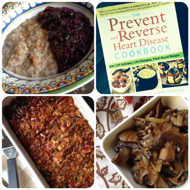Prevent & Reverse Heart Disease Cookbook
