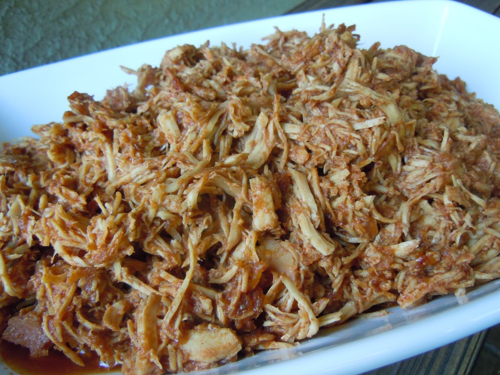 Pulled Chicken Sandwiches / Slow Cooker » Nutmeg Notebook